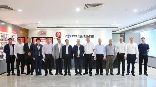 2020年中国设备管理协会珠三角设备工程技术中心主任座谈会在中设召开