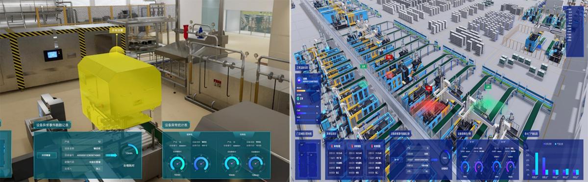 3D数字可视化分析与展示