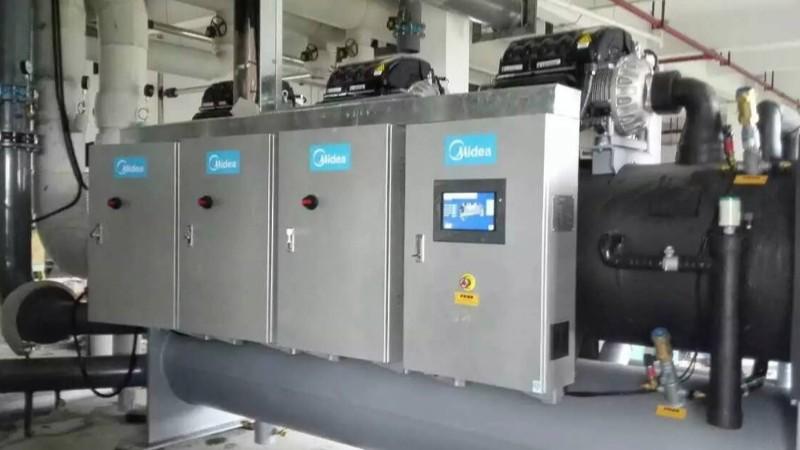 广东美的制冷设备资产管理系统