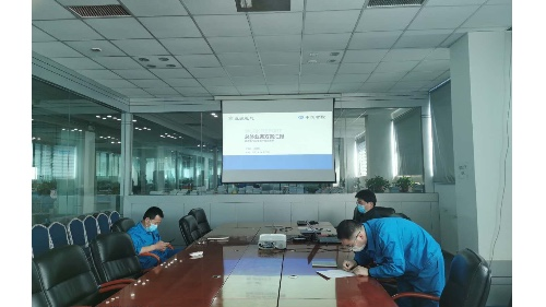 喜讯|河南中设智控森源项目成功通过项目初审