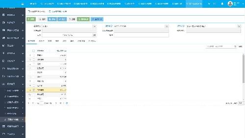 中设生产管理系统的报表管理模块介绍